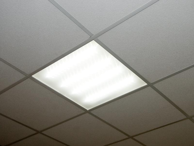 Офисный светодиодный потолочный светильник Армстронг 40W-3900Lm