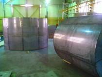 Нестандартные крупногабаритные металлоконструкции